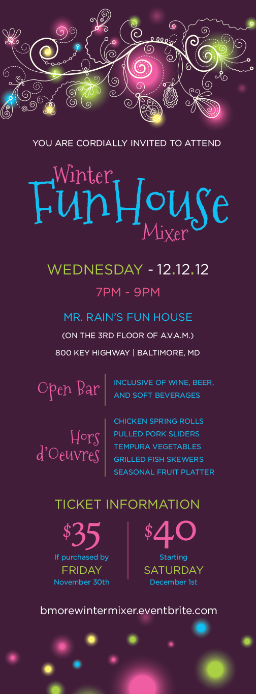 BMore Creatives Winter Mixer