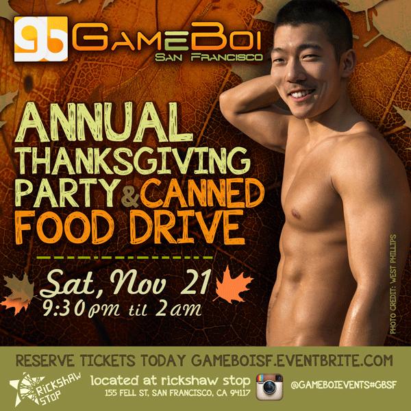 GBSF Thanksgiving