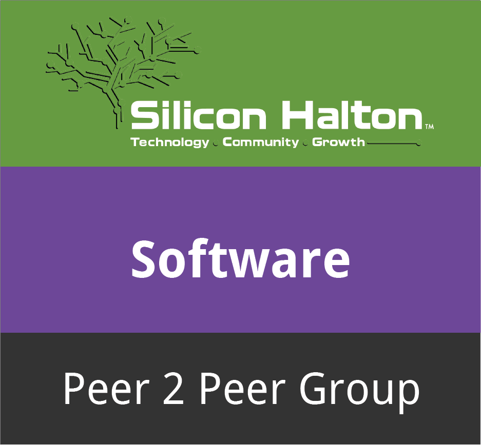 Silicon Halton Software Peer to Peer Badge