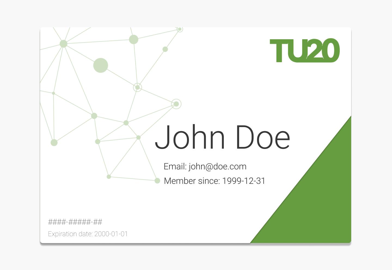 TU20 Membership