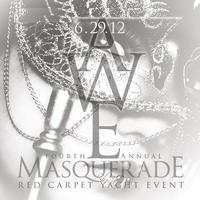 Masquerade Red Carpet Yacht Event (All White Attire)