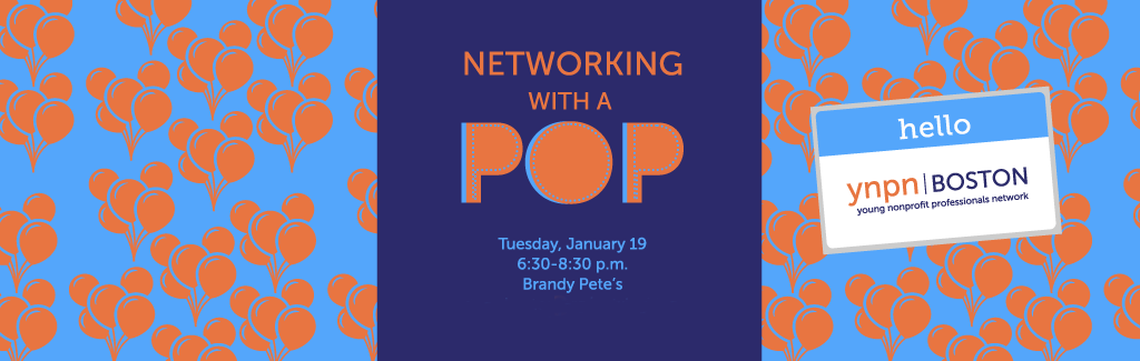 Networking with a Pop