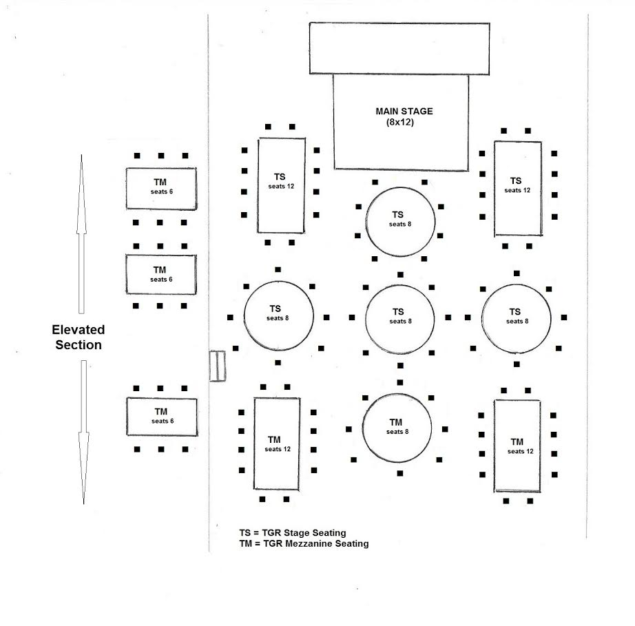 TAoL Seating Chart