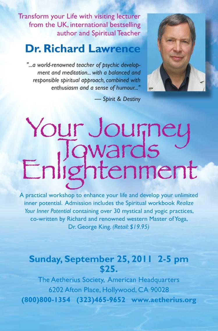 Your Journey Towards Enlightenment (1)