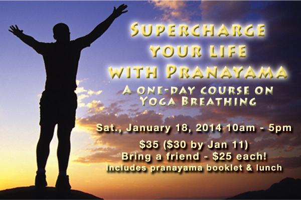 Pranayama course