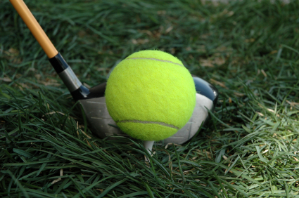 Golf and Tennis - together!