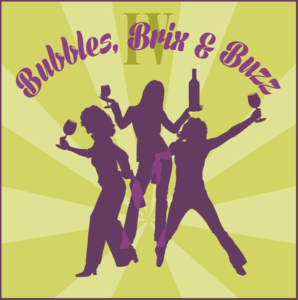 Bubbles, Brix & Buzz IV - Ram's Gate Winery - July 22, 2015, Wine Angels artwork
