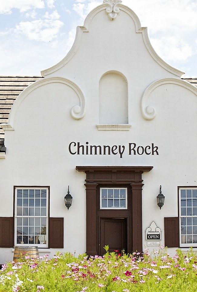 Chimney Rock facade