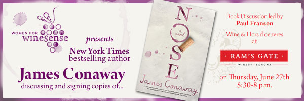 WWS Presents James Conaway signing Nose