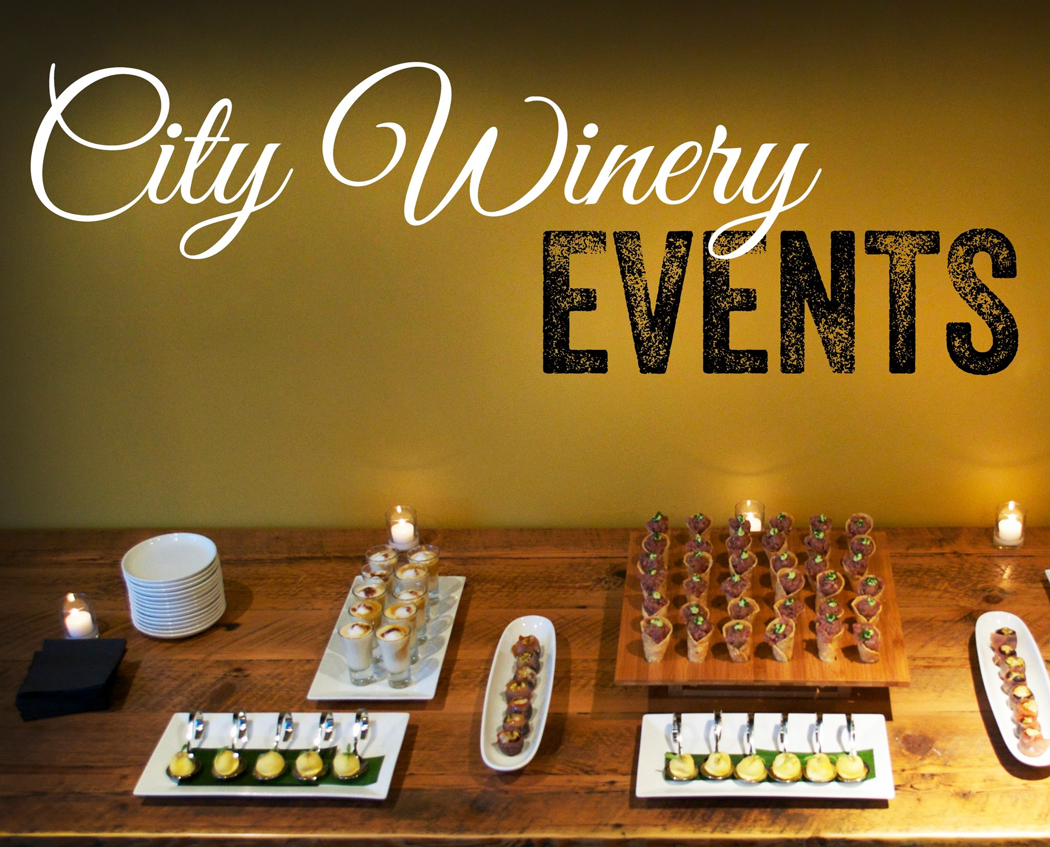 City Winery events