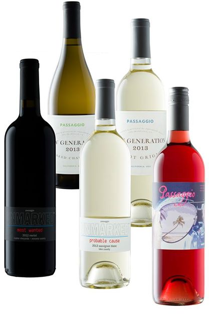 Passaggio Wines