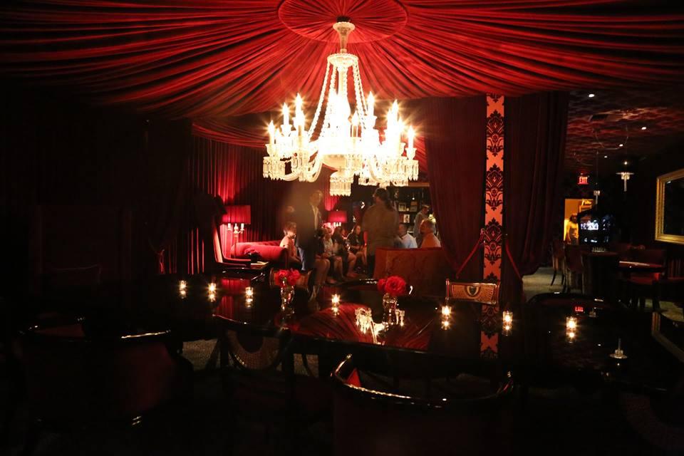 Raymond Red Room