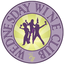 Wednesday Wine Club logo
