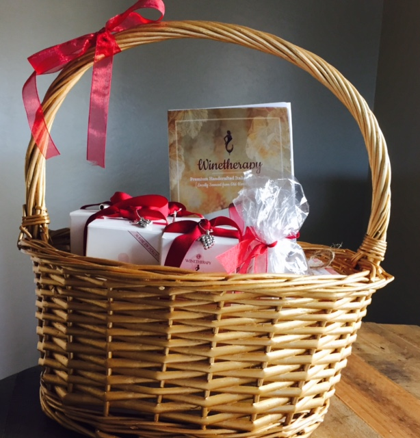Winetherapy Gift Basket
