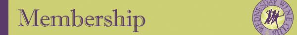 Banner - Membership