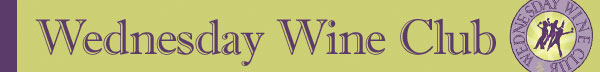 Banner - Wednesday Wine Club