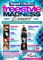 FREESTYLE MADNESS CONCERT Pt2 @ DragonFly