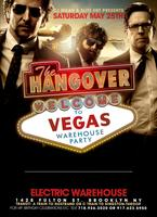 "THE HANGOVER ""WELCOME TO VEGAS"" WAREHOUSE PARTY!!"