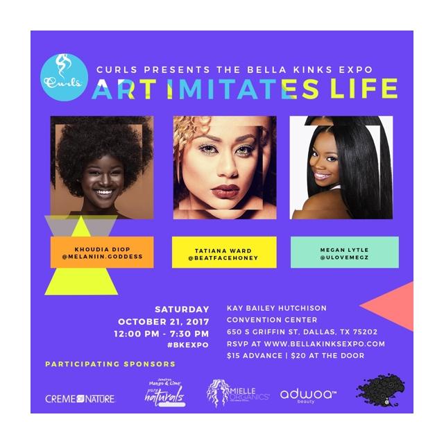 BELLA KINKS EXPO - ART IMITATES LIFE