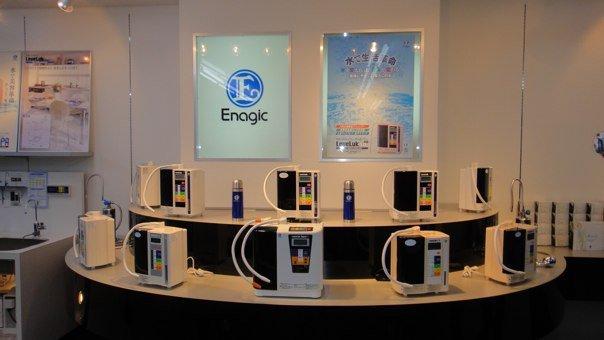 приборы Enagic