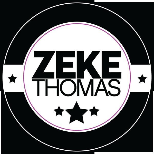 DJ Zeke Thomas Logo
