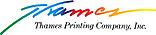 Thames Printing Logo