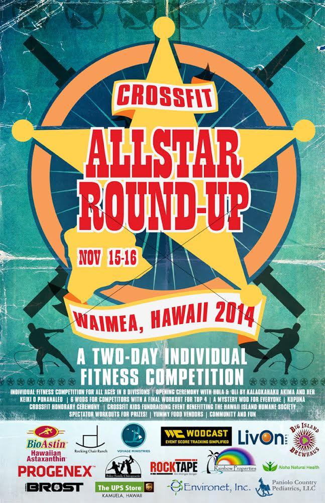 AllStar Round-Up 2014 CrossFit