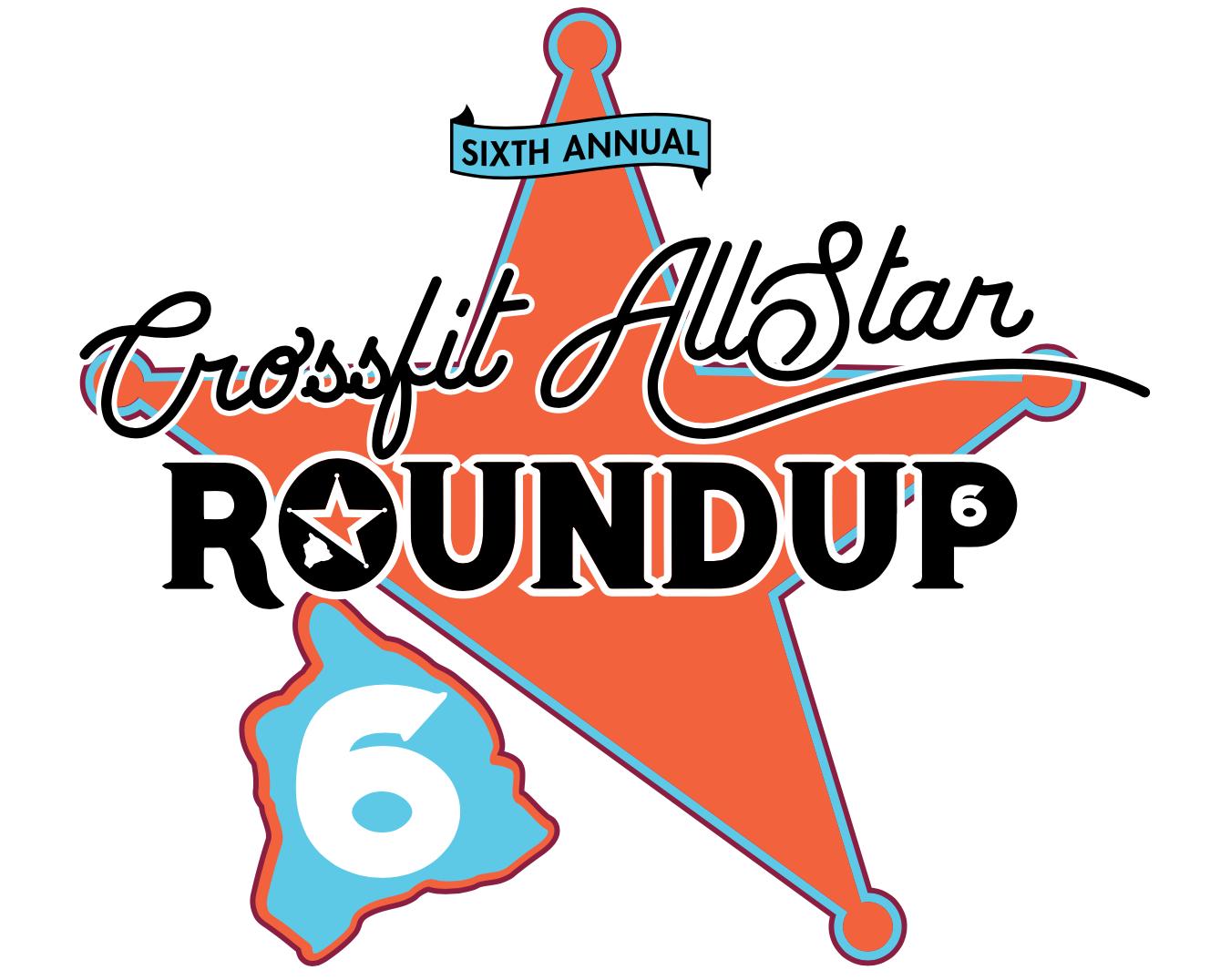 crossfit allstar round up 6 logo