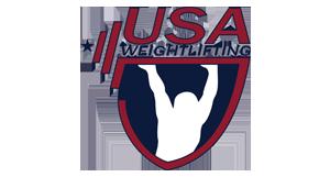 USAW weightlifting logo