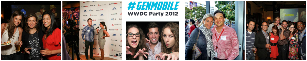 #GenMobile Party