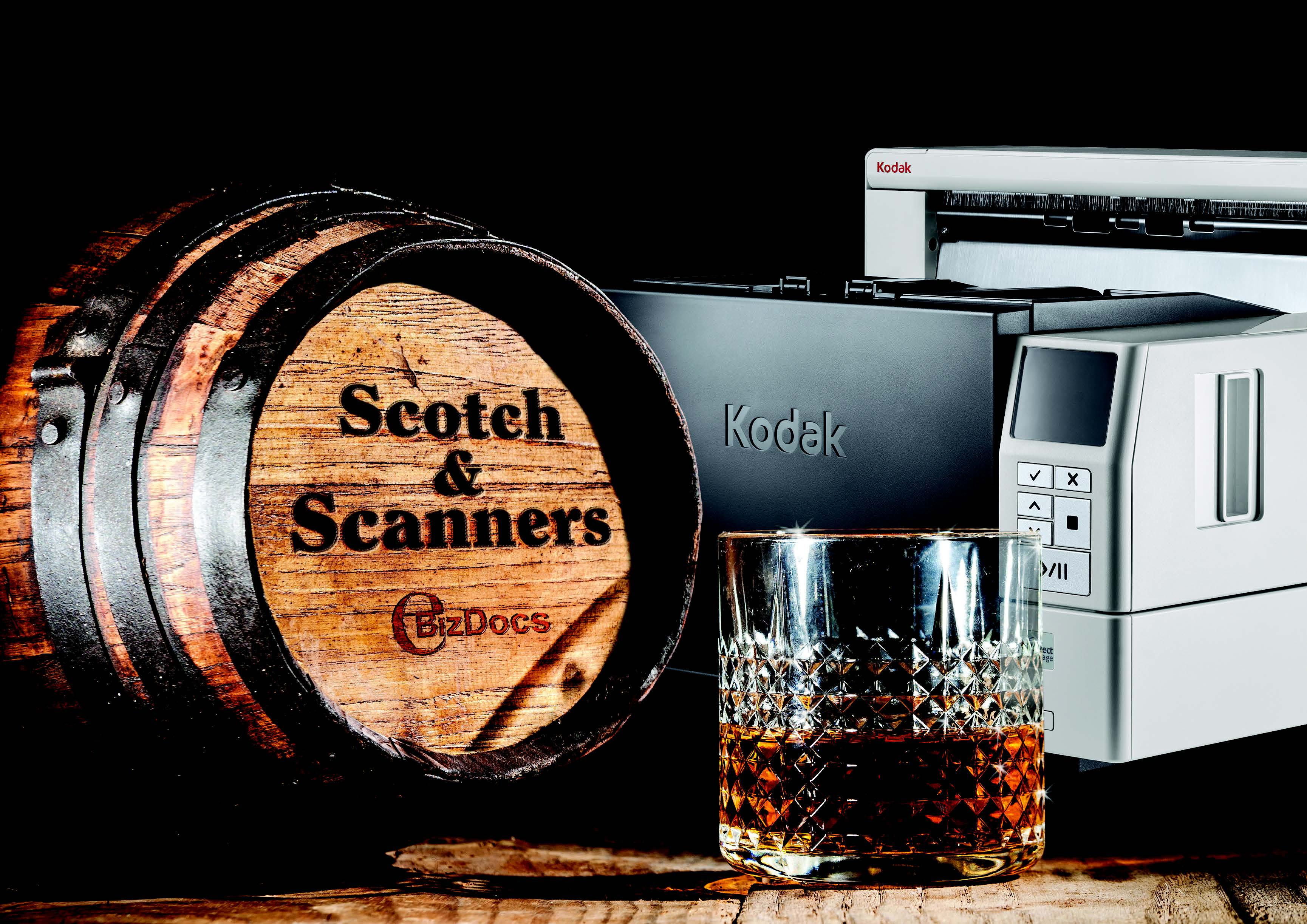 Join us for Scotch and Scanners!