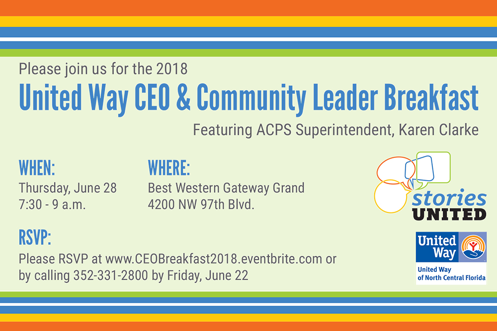 CEO & Leadership Breakfast 2018