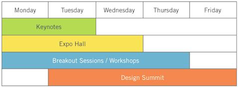 Atlanta Summit Schedule