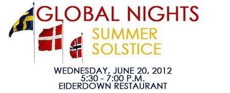 June Global Night: Summer Solstice