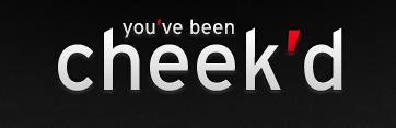 Cheek'd logo