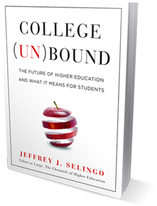 College Unbound Book Cover