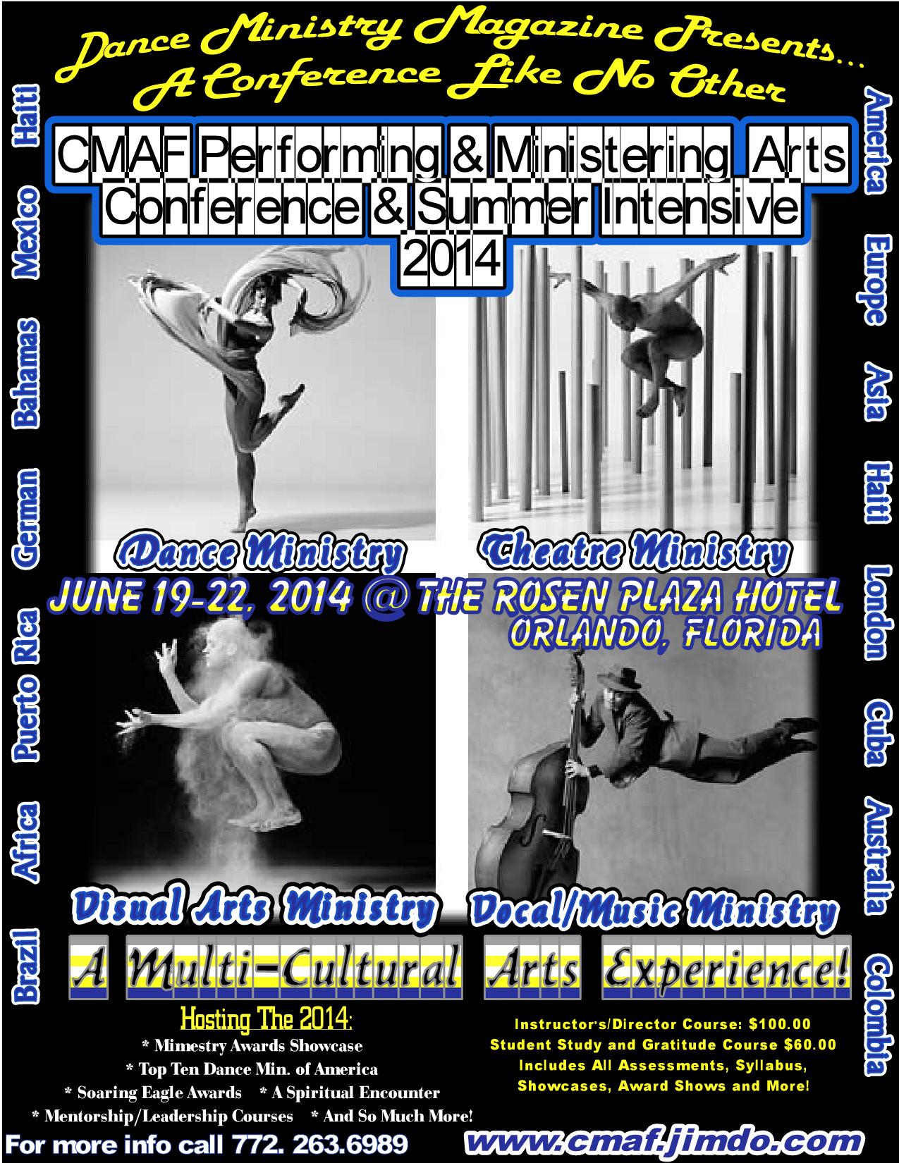 CMAF Conference