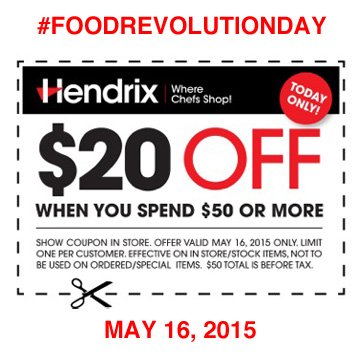 Hendrix coupon