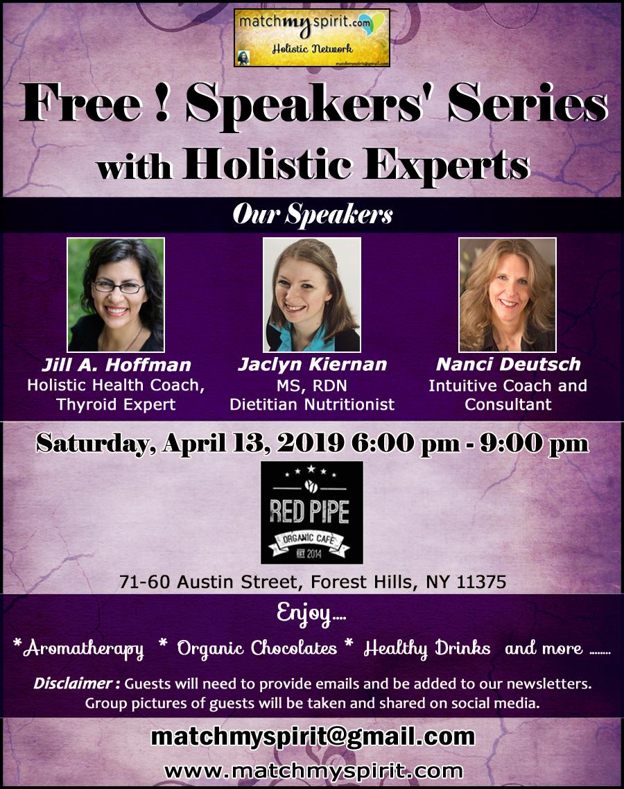 Free ! Holistic Health & Alternative Medicine Seminars