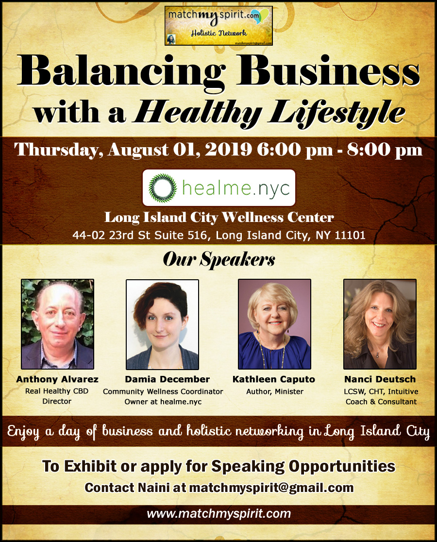 Balancing Business with a Healthy Lifestyle