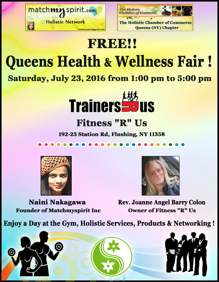 Join us for free health amp wellness fair in queens come by and enjoy