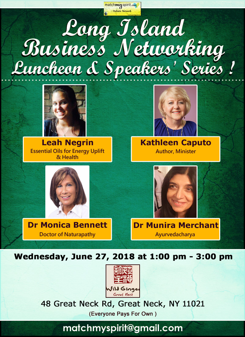 Long Island Business Networking Luncheon & Speakers' Series