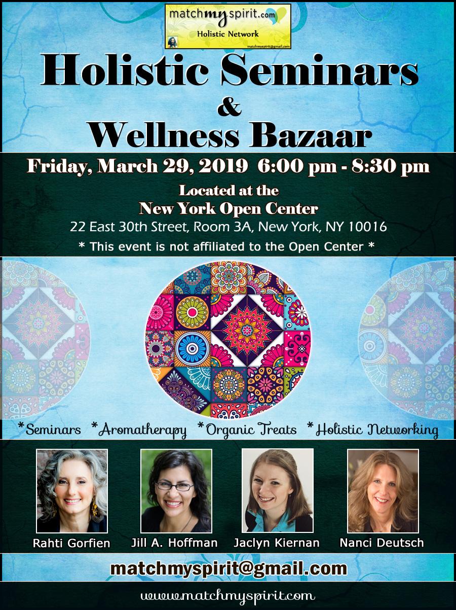 Holistic Seminars & Wellness Bazaar