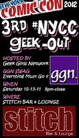 3rd Annual GGN #NYCC Geek-Out