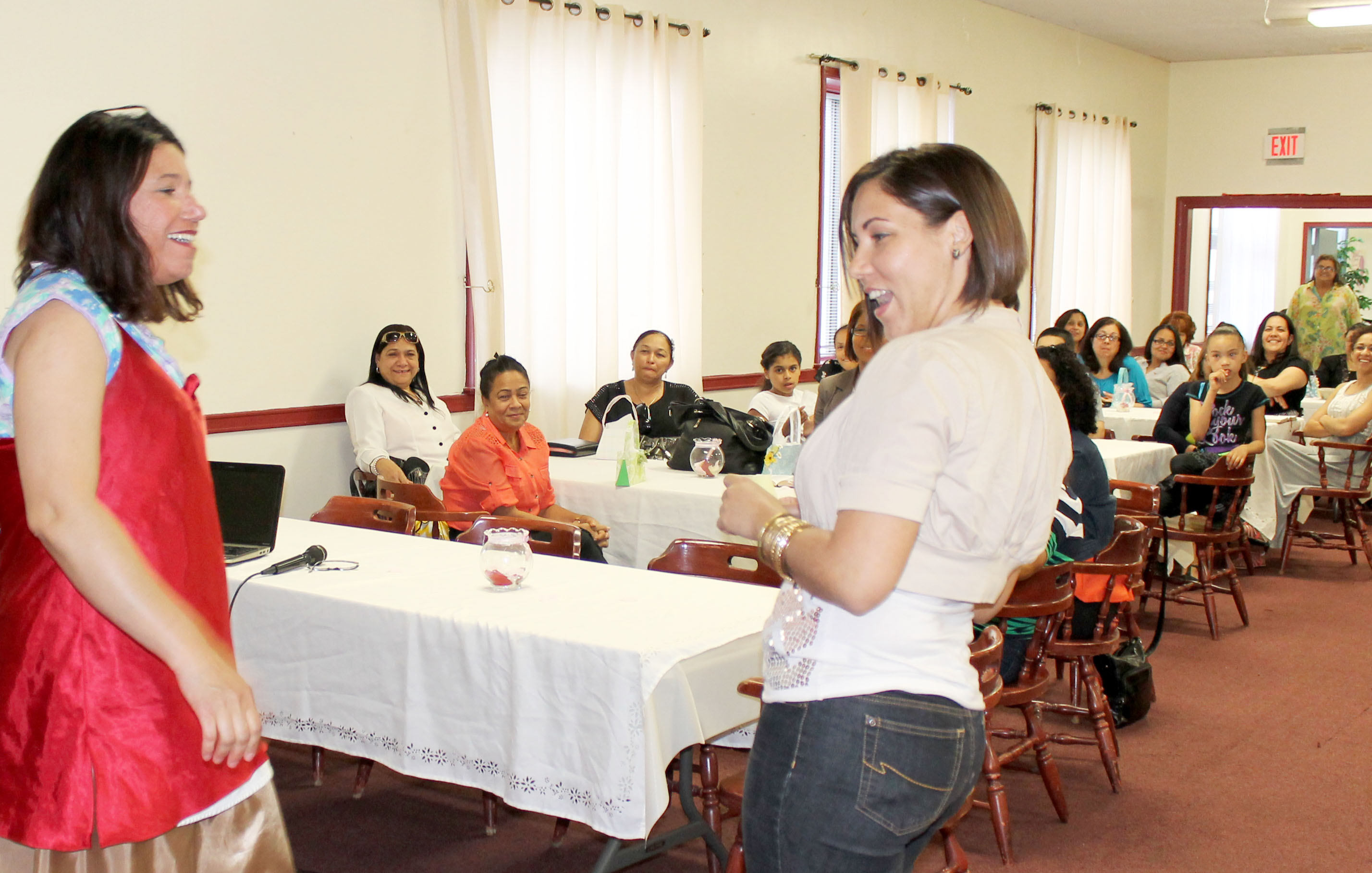Conferencia Reobrando Tu Identidad, Bridgeport, CT 2014