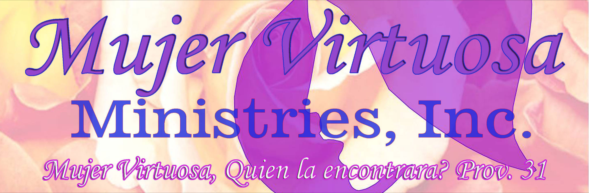 Host by Mujer Virtuosa Ministries