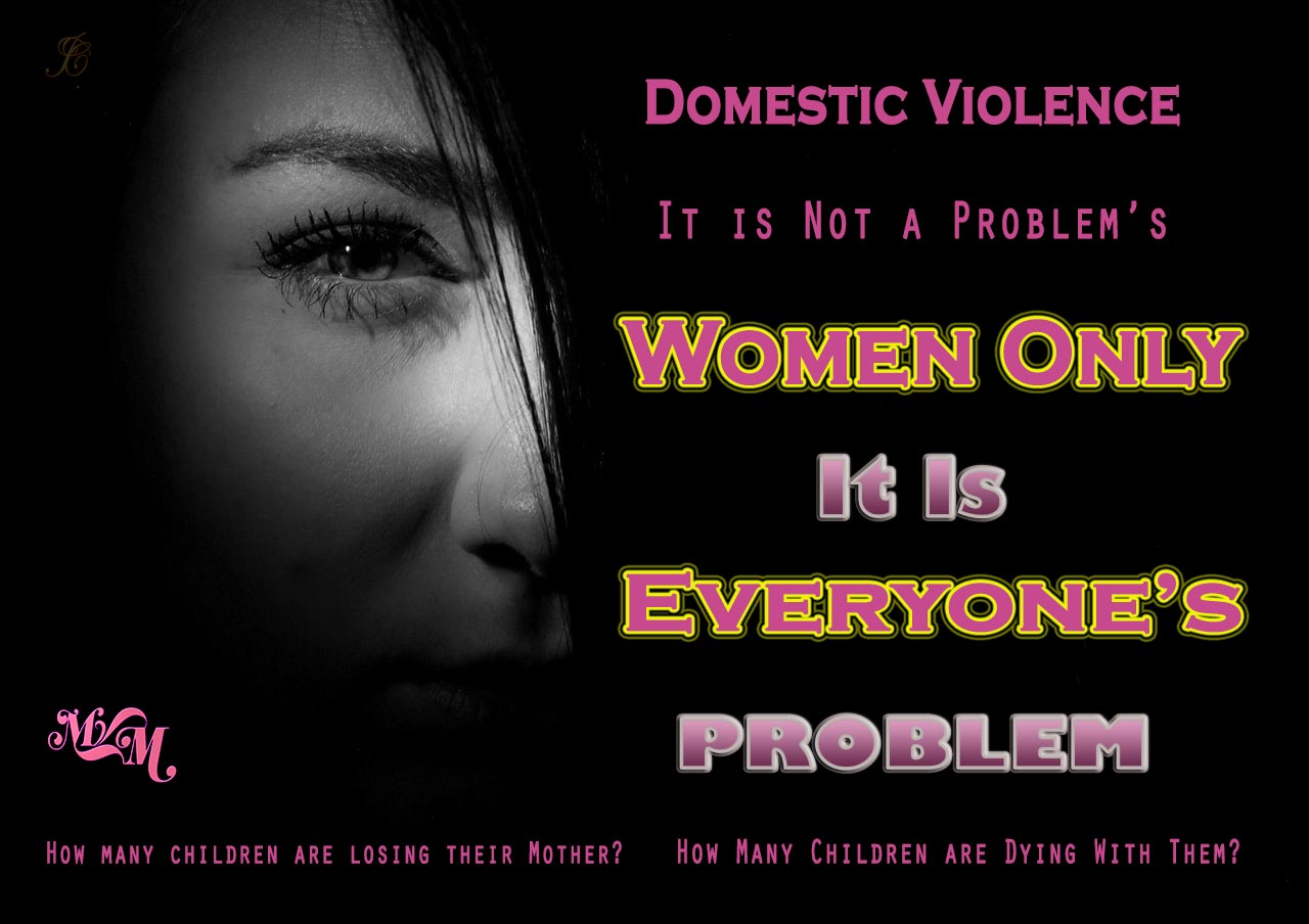 Domestic Violence Everyone Problem