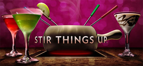 Stir Things Up - Melting Pot Mixer