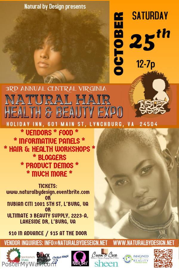 Va Natural Hair Expo