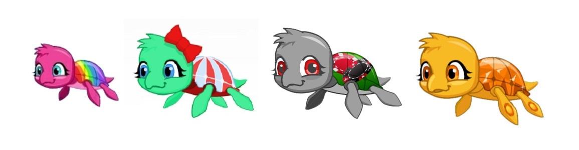 Turtle Fun Fetti